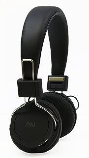Nutek HP77MF1 Headphone (Black)