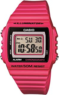 Reloj Casio Collection para Hombre W-215H-4AVEF