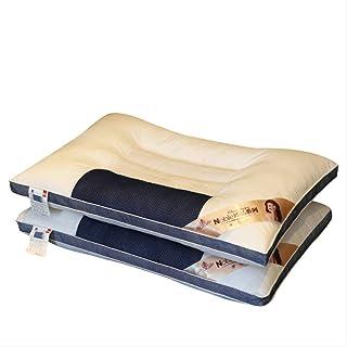 peebok Almohada de Masaje de Dormir de Red de Semillas de Casia de algodón Almohada de Masaje para Dormir Almohada para Dormir Almohada de Salud