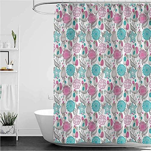 Bathroom Shower Curtain Jugend-Snowboard-Herrenbekleidung Duschvorh?Nge Antischimmel Für Badewanne 3D Digitaldruck Mit 180*180Cm Top Qualität Wasserdicht, Anti-Schimmel-Effekt 3D Digitaldruck In