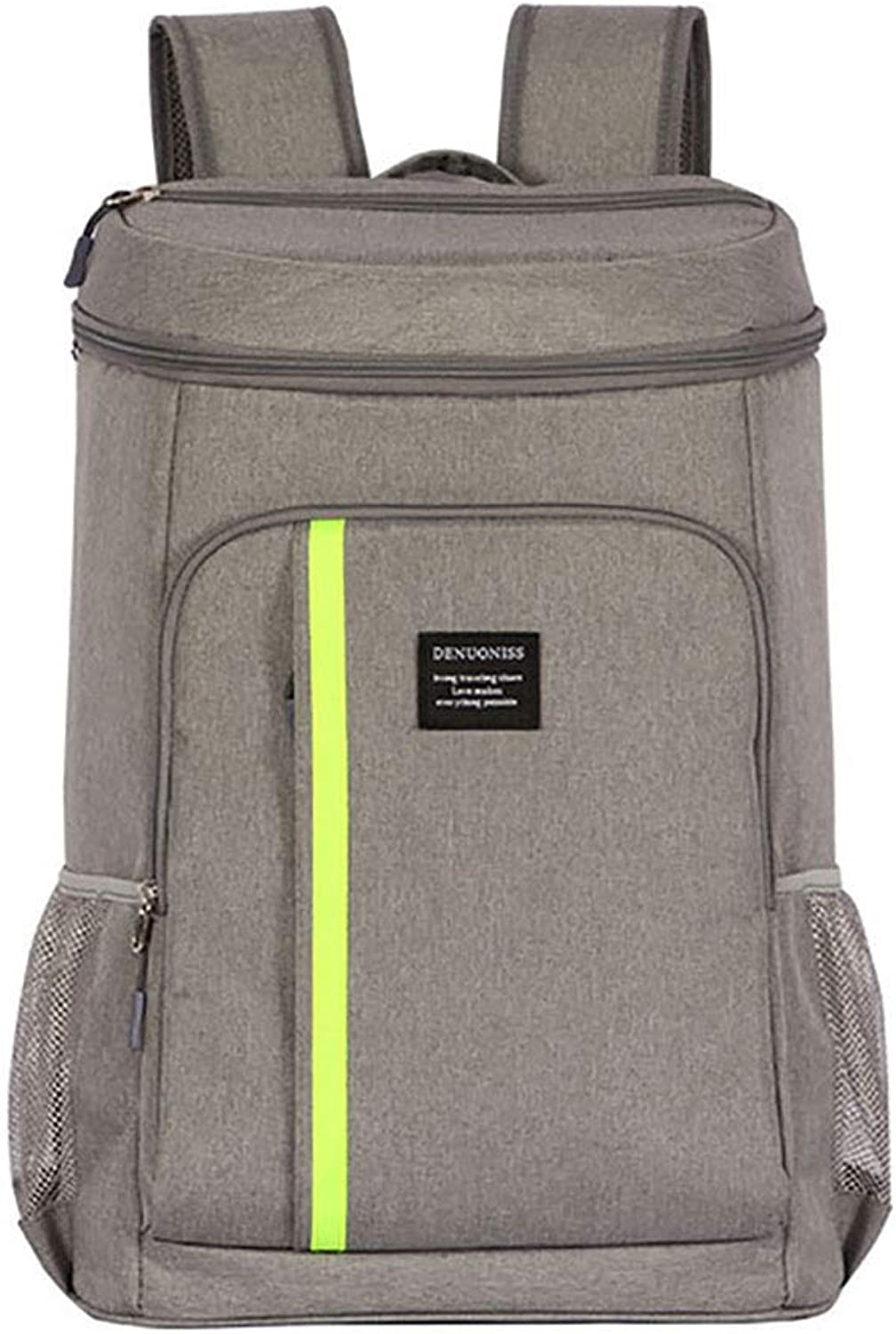 Cool Bag Rucksack Insulated Soft Family Leakproof Cool Box Large Capacity Lightweight Waterproof Cooler Backpack for Camping Hiking Lunch Picnic Daypack