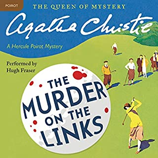 The Murder on the Links Titelbild