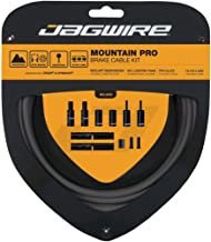 Jagwire Pro Brake Cable Kit Mountain for SRAM/Shimano, Ice Gray