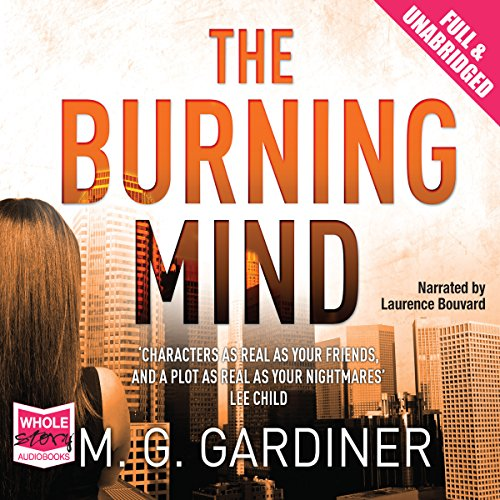 The Burning Mind cover art