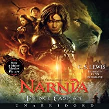 the chronicles of narnia prince caspian audiobook