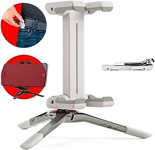 Apta para Vlogging JOBY Beamo Luz LED para Smartphone y C/ámaras Sin Espejos Bluetooth TIK Tok Impermeable Carga Inal/ámbrica Fotos y Contenidos de V/ídeo Compacta