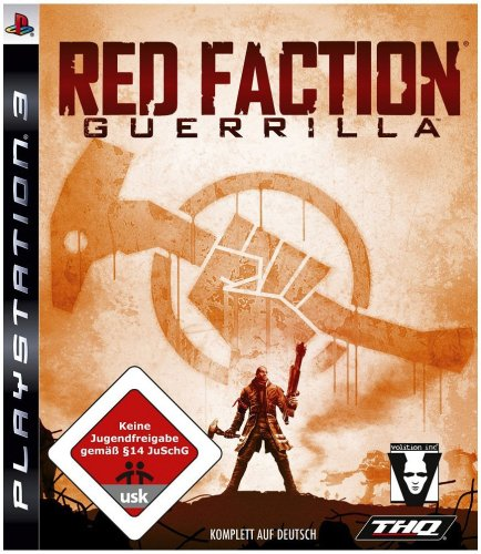 THQ Red Faction: Guerrilla (PS3)