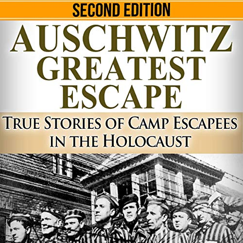 Auschwitz Greatest Escape cover art