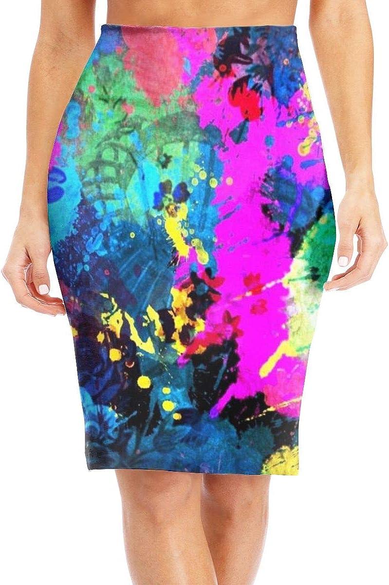 YongColer Pencil Midi Skirts for Women Girls Ladies, Maxi Skirt Midi Skirt Office Dress
