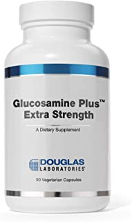 Douglas Laboratories - Glucosamine Plus Extra Strength - Supports Health of Connective Tissues and Joint Cartilage - 90 Ca...