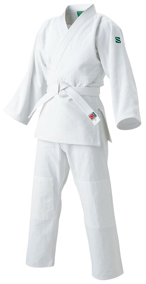 うまくいけば北発動機九桜 JSY 標準サイズ用大和錦柔道衣 上下セット 4サイズ JSY4