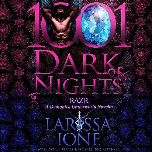 Razr audiobook cover art