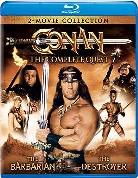 Conan  The Complete Quest  Conan the Barbarian / Conan the Destroyer  [Blu-ray]
