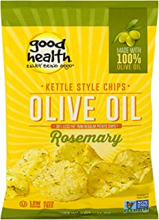 Good Health Rosemary Olive Oil Potato Chips, 5 oz