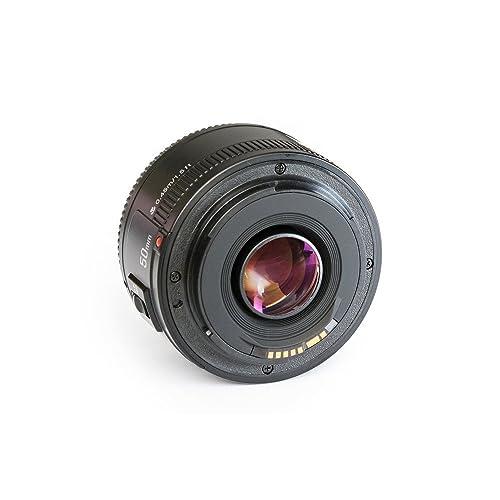 Yongnuo YN50mm F1.8 II C for All Canon Cameras (Black)