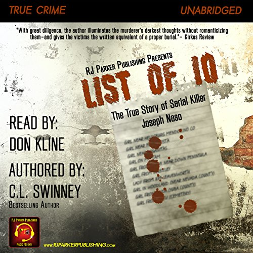 List of 10 audiobook cover art