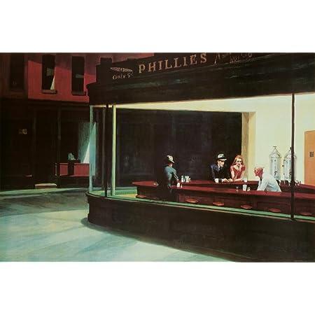 Many Sizes; Nighthawks By Edward Hopper 1942 Poster