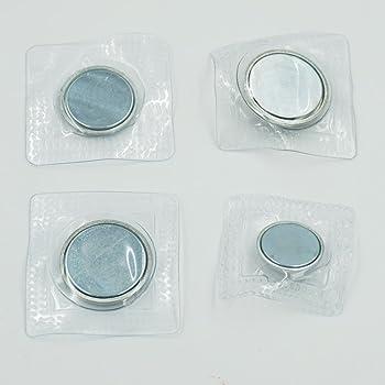 Nickel 3//4-Inch Dritz 763-65 Magnetic Snap