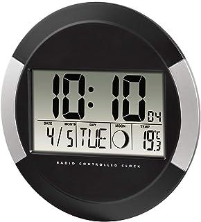 comprar comparacion Hama pp-245 - Reloj de pared digital, color negro, plástico