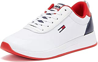 حذاء رياضي فليكسي بمزيج مواد دبليوو ام ان للنساء من تومي جينز