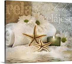 Relaxation II Canvas Wall Art Print, 24