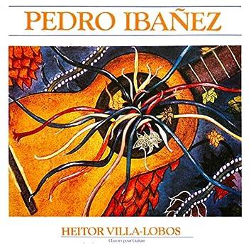 Heitor Villa-Lobos : Oeuvres pour guitare