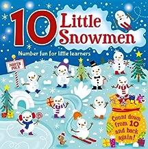 10 Little Snowmen