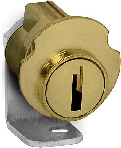 Salsbury Industries 2099 Key Blanks-Pair 2 Keys -Standard Locks//Brass Mailboxes
