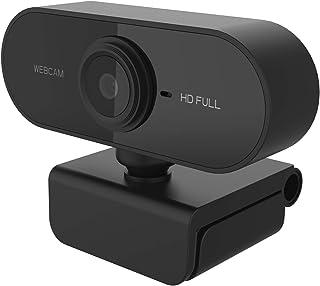 كامل HD كاميرا، 1280 * 720P ميكروفون مدمج - USB كاميرا الحاسوب لأجهزة الكمبيوتر المحمول سطح المكتب فيديو الدعوة، مؤتمرات