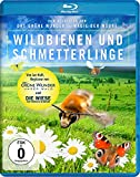 Wildbienen und Schmetterlinge [Blu-ray]