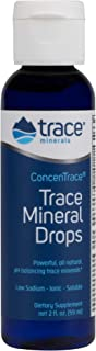 Trace Minerals Concentrace Trace Mineral Drops, 2-Ounce