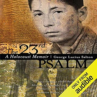 The 23rd Psalm audiobook cover art
