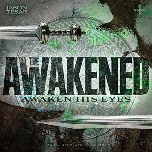 Awaken His Eyes audiobook cover art
