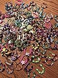 Littlest Pet Shop LPS Collar Necklaces Random Lot Of 12