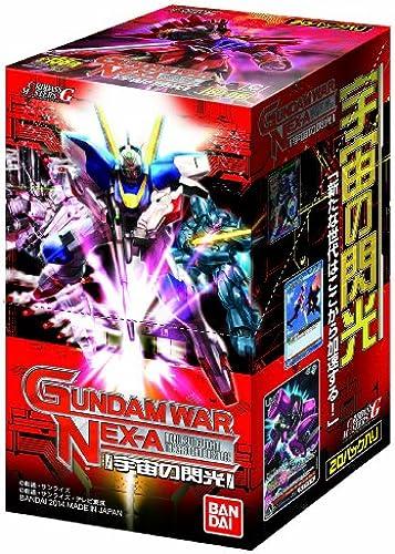 (Flash des Universums) GUNDAMWAR NEX-A 6. Booster Pack (BO-06) (BOX)