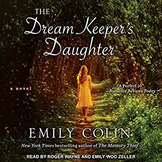 The Dream Keeper's Daughter audiobook cover art