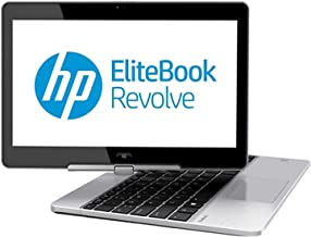 HP Elitebook Revolve 810 G2 Business Laptop Computer, 11.6