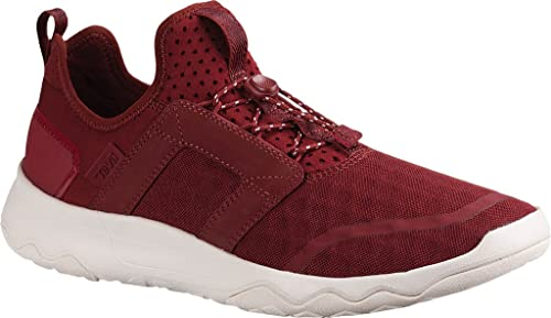 Teva 1017172, Chaussures d'Athlétisme Homme - Marron - Fila rouge Brick, 39 EU