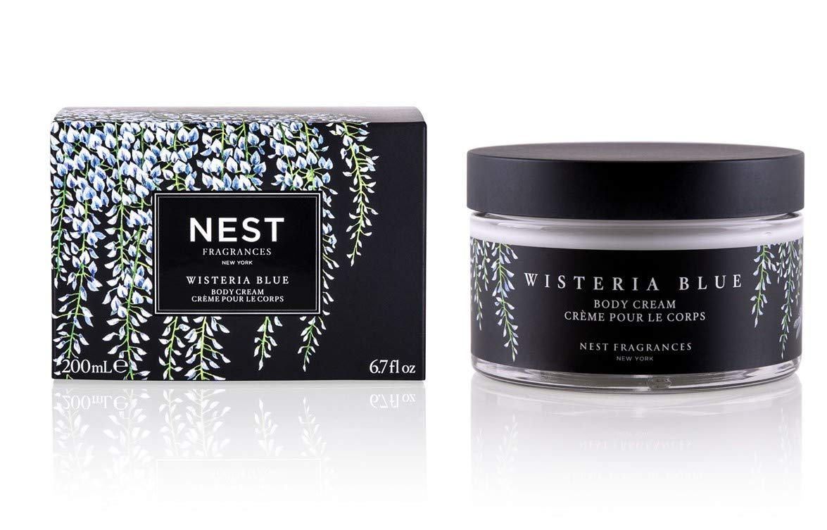 NEST Wisteria Blue Body 6.7 fl Very Max 51% OFF popular oz Cream