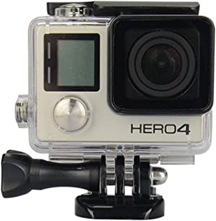 Housing Case Transparent for GoPro Hero 4 3 Plus Waterproof Case Enegg Diving Protective Rotective Housing Shell 45m Acces...