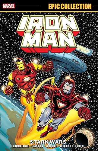 Iron Man Epic Collection: Stark Wars (Iron Man (1968-1996)) (English Edition)