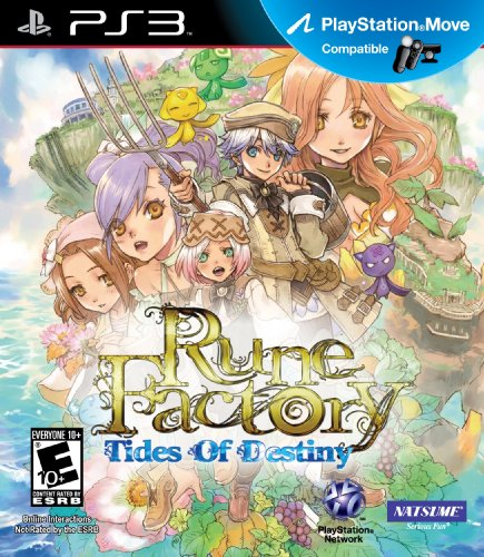 Rune Factory - Tides of Destiny [US Import] - [Edizione: Germania]