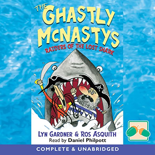 The Ghastly Mcnastys cover art