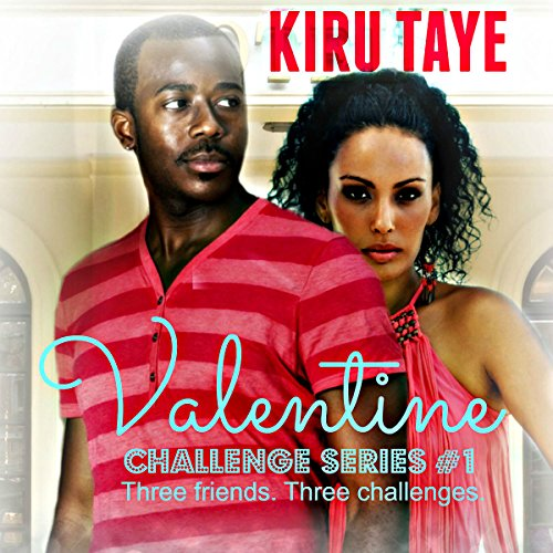 Valentine audiobook cover art