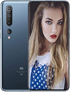 Xiaomi Mi 10 5G International EA版 Dual SIM対応 ★108000万画素 5カメラ搭載★ Snapdragon 865 2.84GHz 8 Core   ●6.67インチ 90MHz駆動 1080x2340...