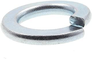 25-Pack Prime-Line 9119507 Medium Split Lock Washers Zinc Plated Steel M8 Metric
