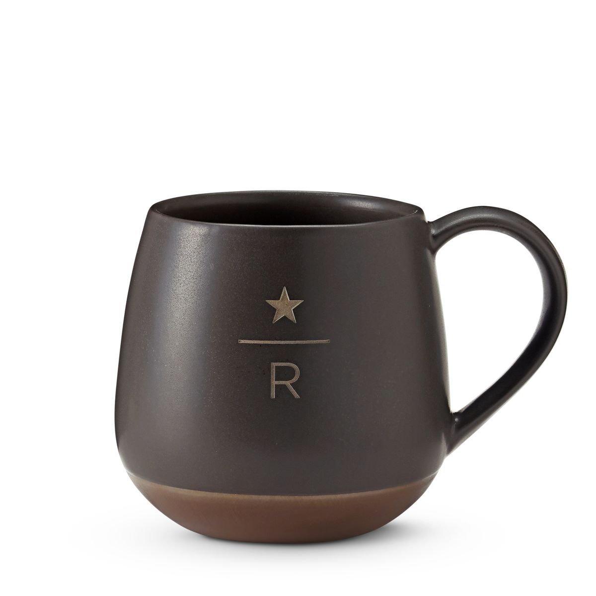 Starbucks Reserve Mug チャコール 16 fl oz スターバックス リザーブ アメリカ 限定 日本未発売