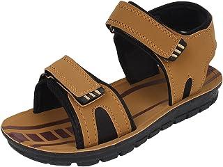 Earton Men/Boys Brown-939 Sandals & Floaters