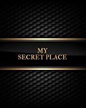 My Secret Place: Undated 365 Days Daily Moments in His Word  Everyday of the year Prayer Book  Study Book  Daily Devotional Organizer  Pray, Reflect & Connect with God Journal