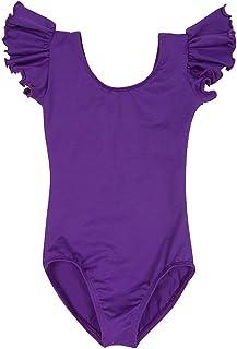 deb404146 Amazon.com  Gymnastic - Leotards   Girls  Sports   Outdoors